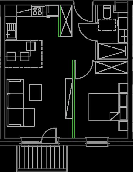 Mieszkanie A11