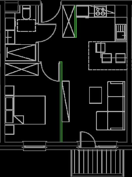 Mieszkanie A12