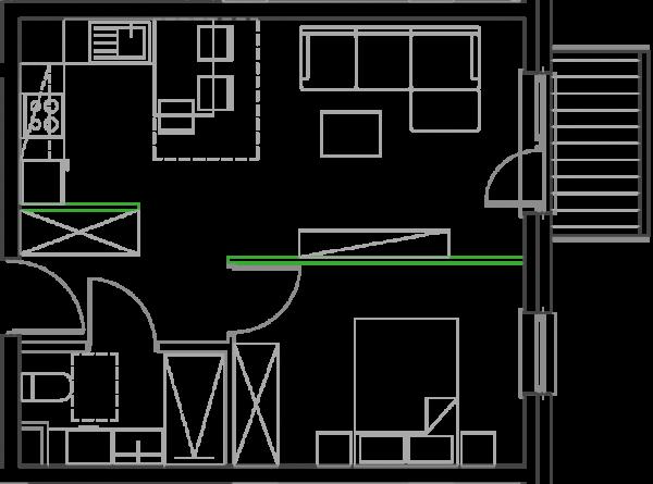 Mieszkanie A16