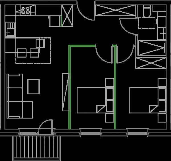 Mieszkanie A18