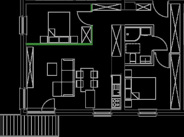 Mieszkanie A19