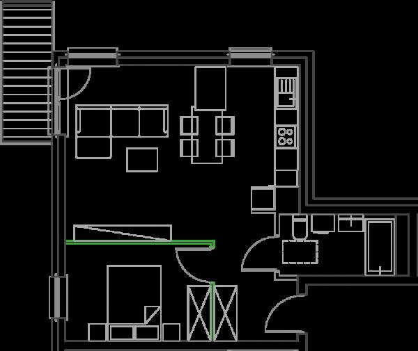 Mieszkanie A20