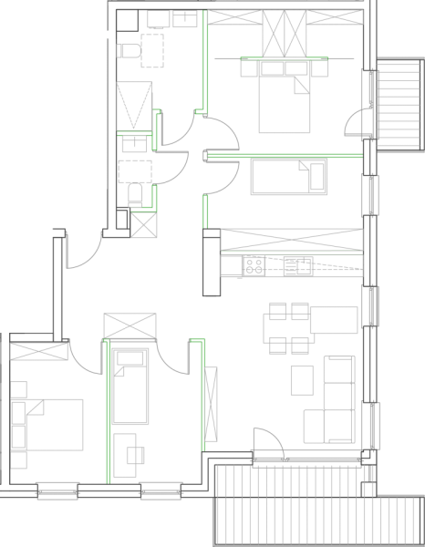 Mieszkanie A22