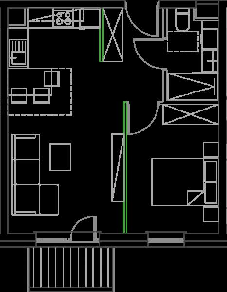 Mieszkanie A4