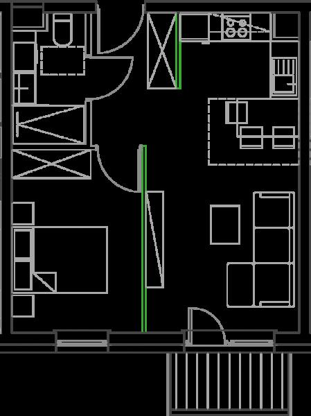 Mieszkanie  A5