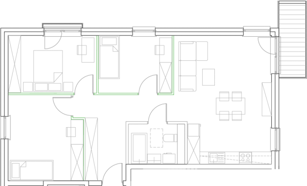 Mieszkanie A8