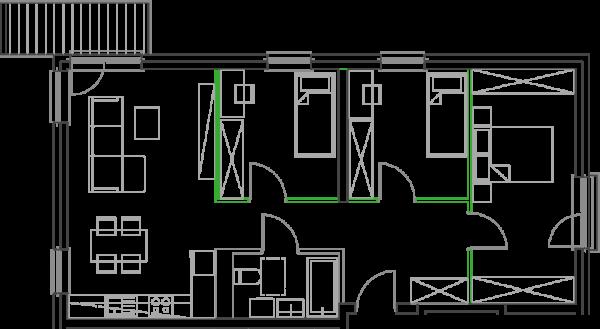 Mieszkanie B21